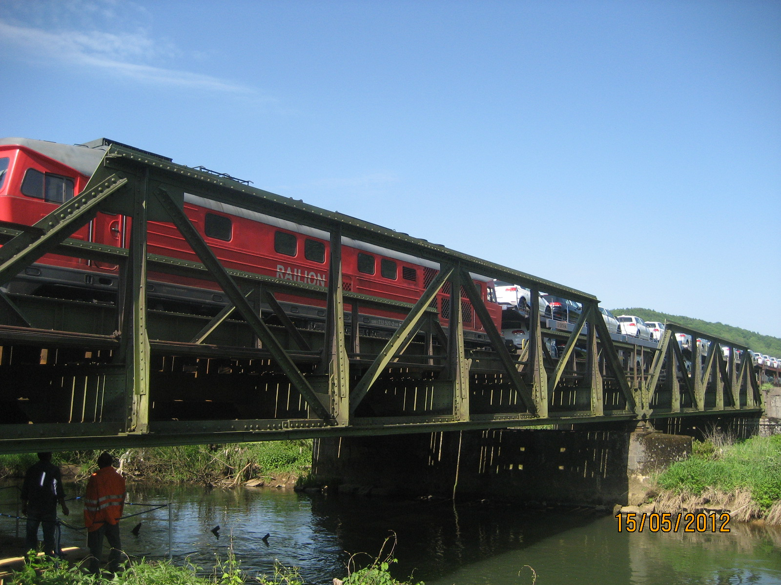 Historische Brücken (2)