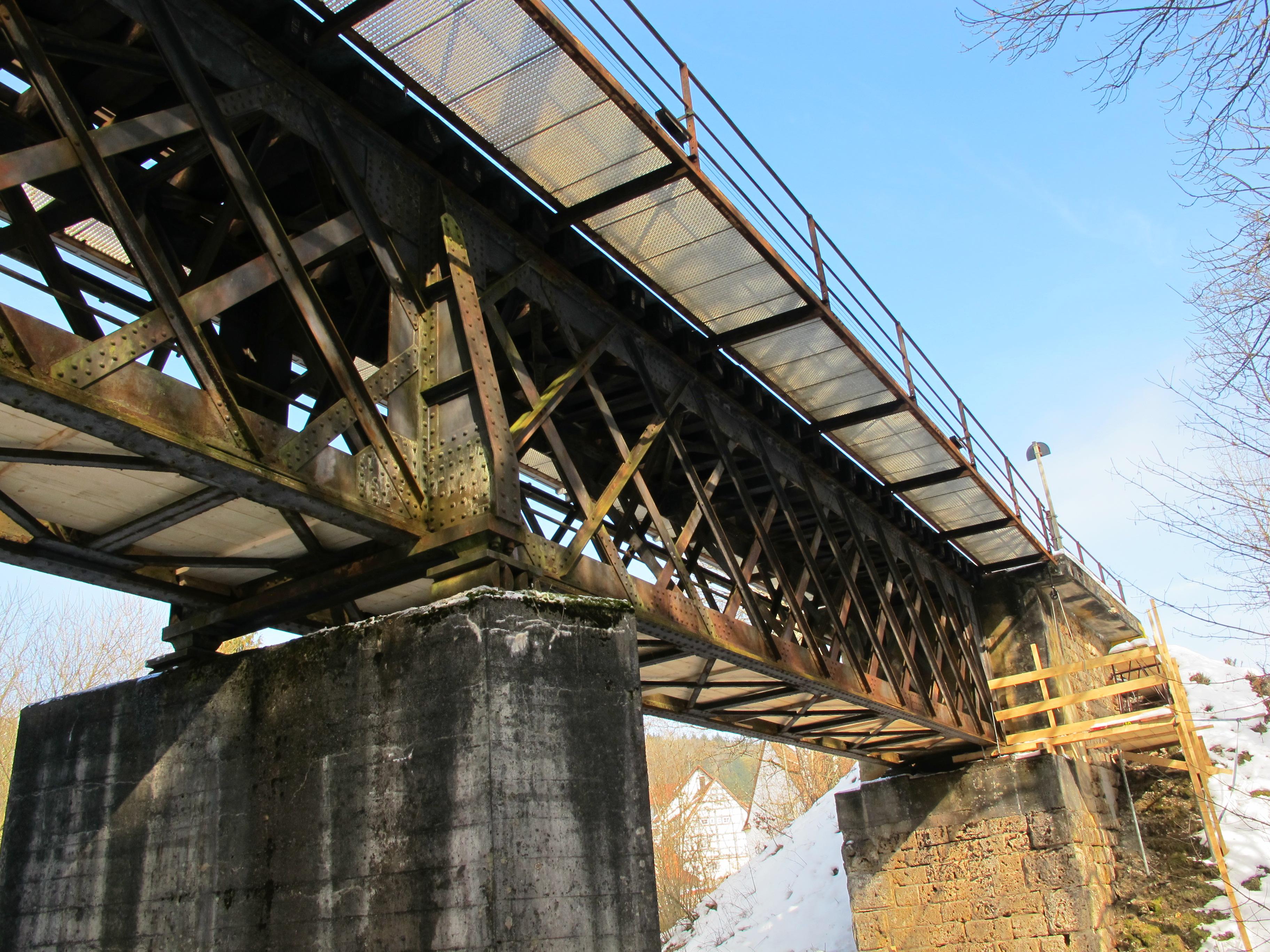 Historische Brücken