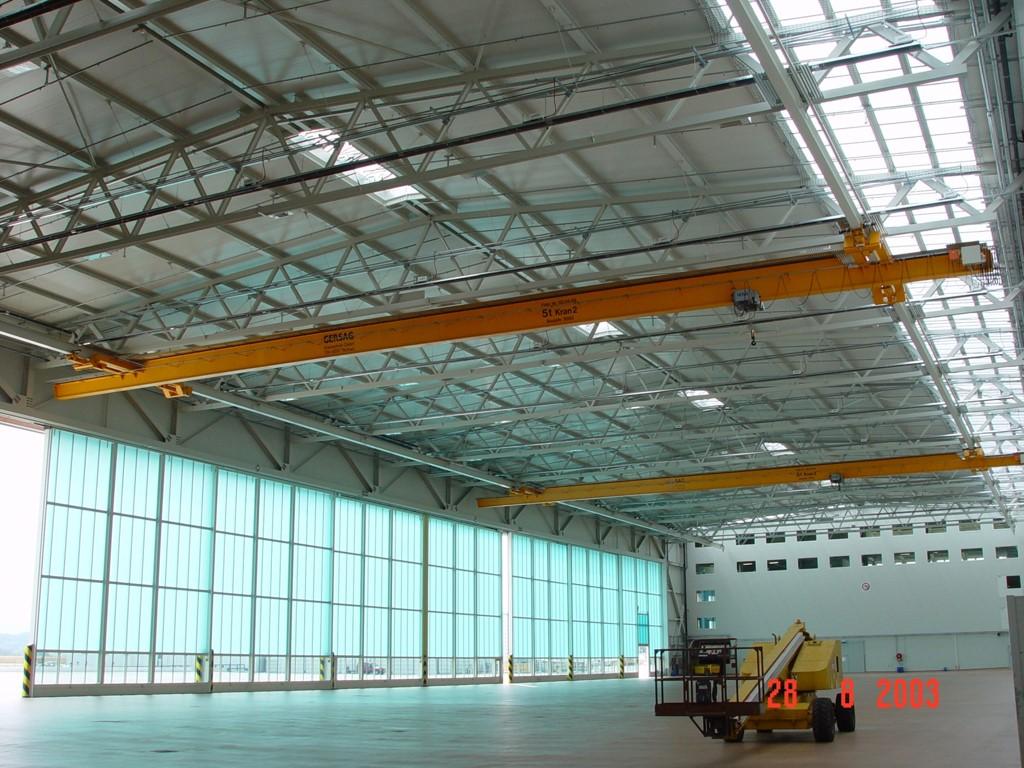 Swiss hangar