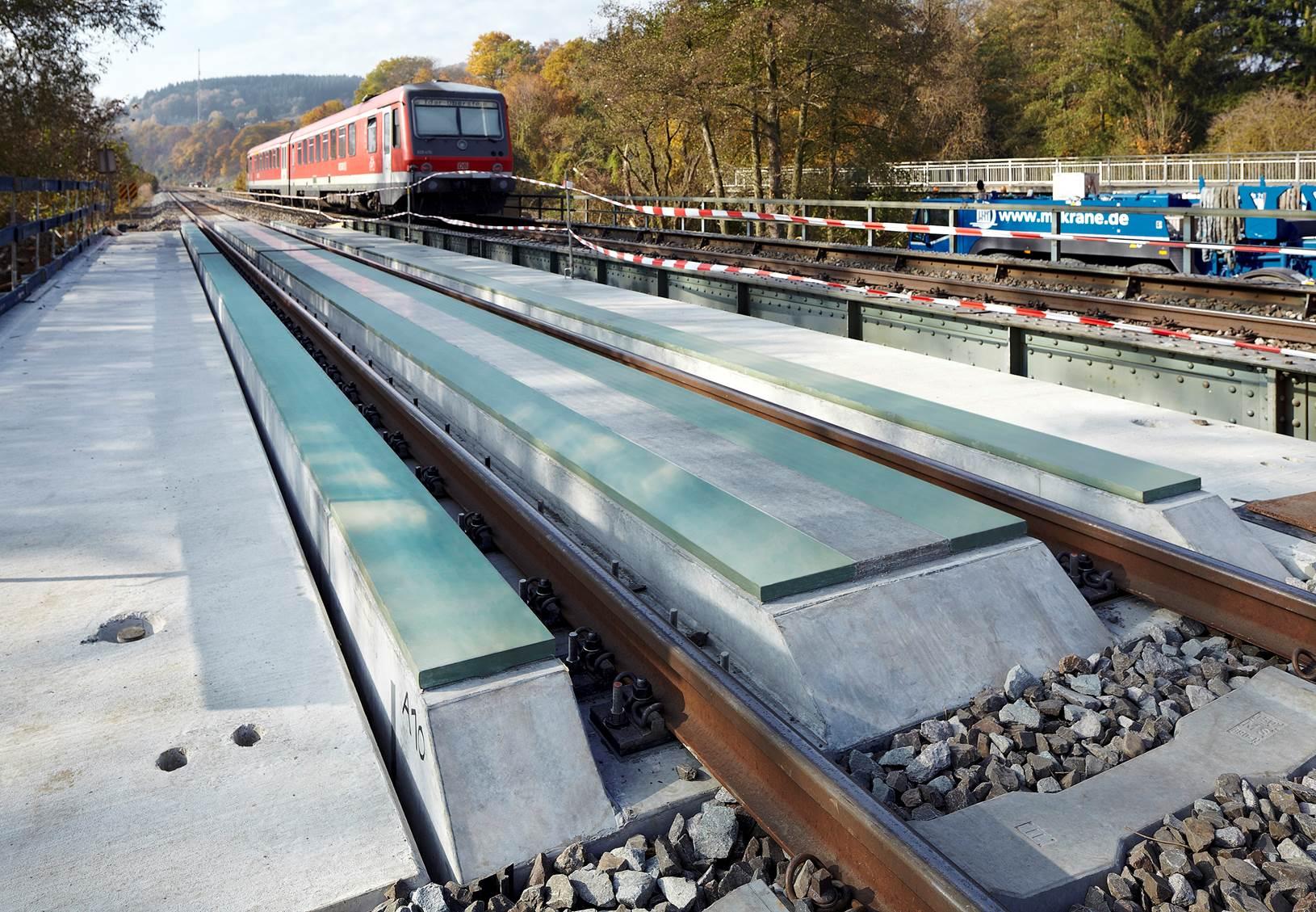 VFT-Rail Brücke